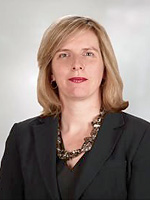 Photo of lecturer Jo Carr-West