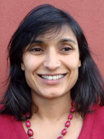 Photo of lecturer Dr Nisha Shah