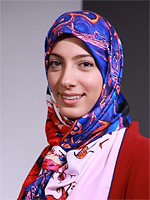 Photo of graduate Fatemeh Mafi